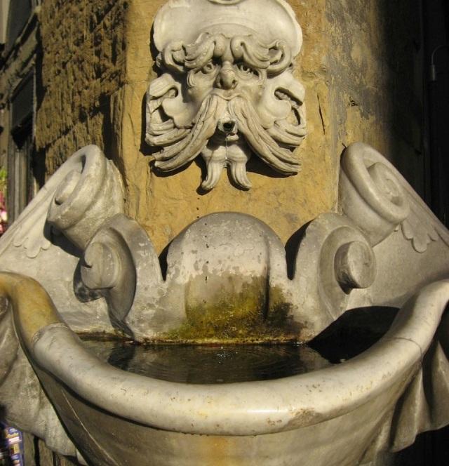 buontalenti fountain face oltrarno