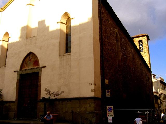 church of Sant' Ambrogio