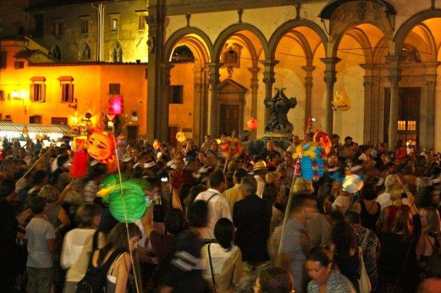 Festa della Rificolona, by Meg