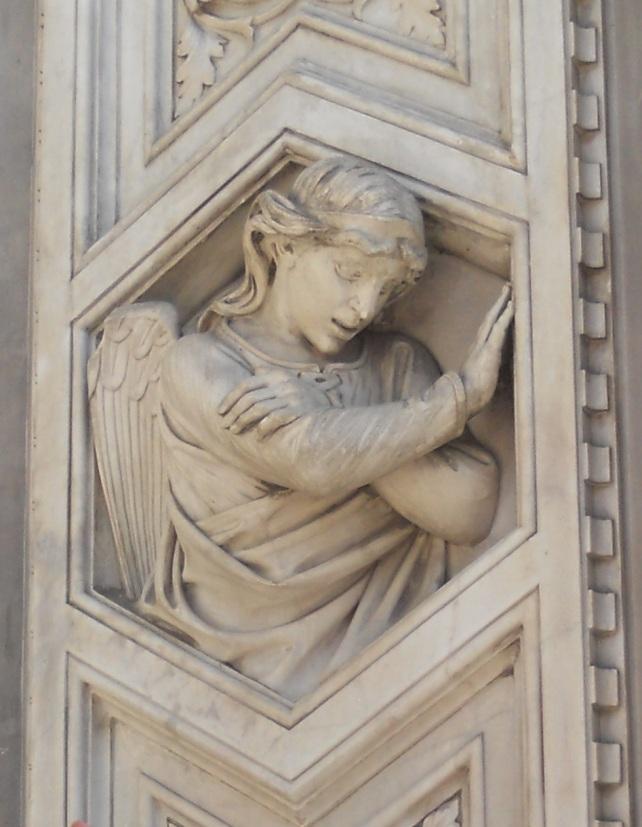 Duomo angel