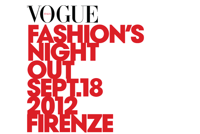 fashion night out firenze