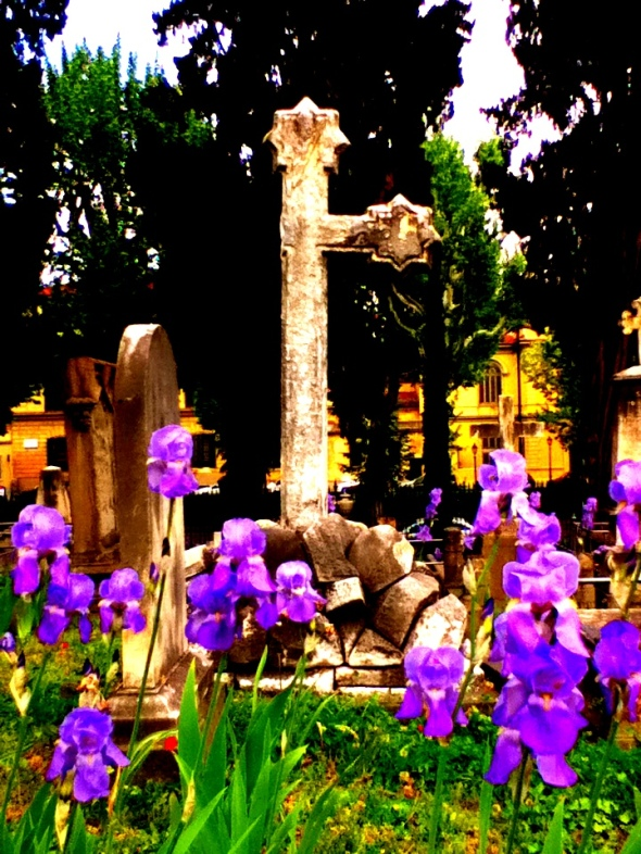 The English Cemetery