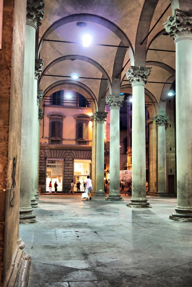 Loggia del Mercato Nuovo by Andrea M. S