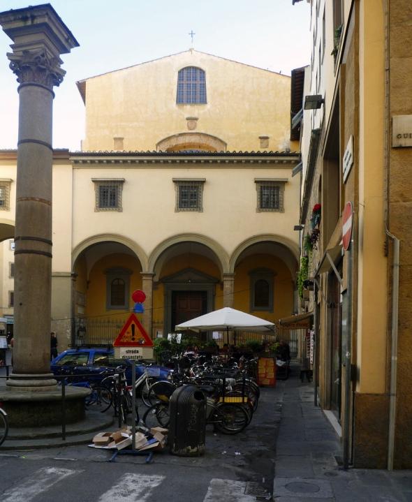 Piazza di Santa Felicita