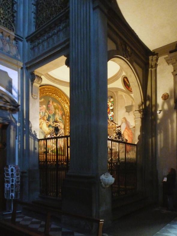 Capponi Chapel, Flickr, profzucker