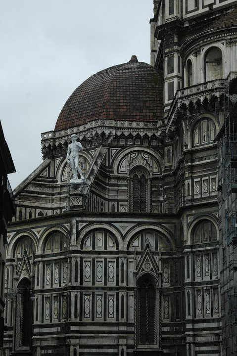 David on the Duomo by Team Florens 2010