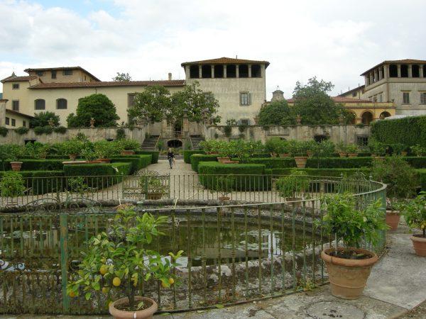 Villa la Quiete, Wikimedia Commons