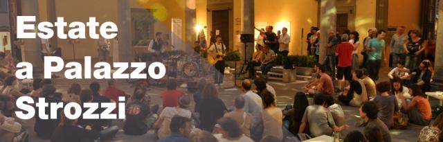 Estate a Palazzo Strozzi
