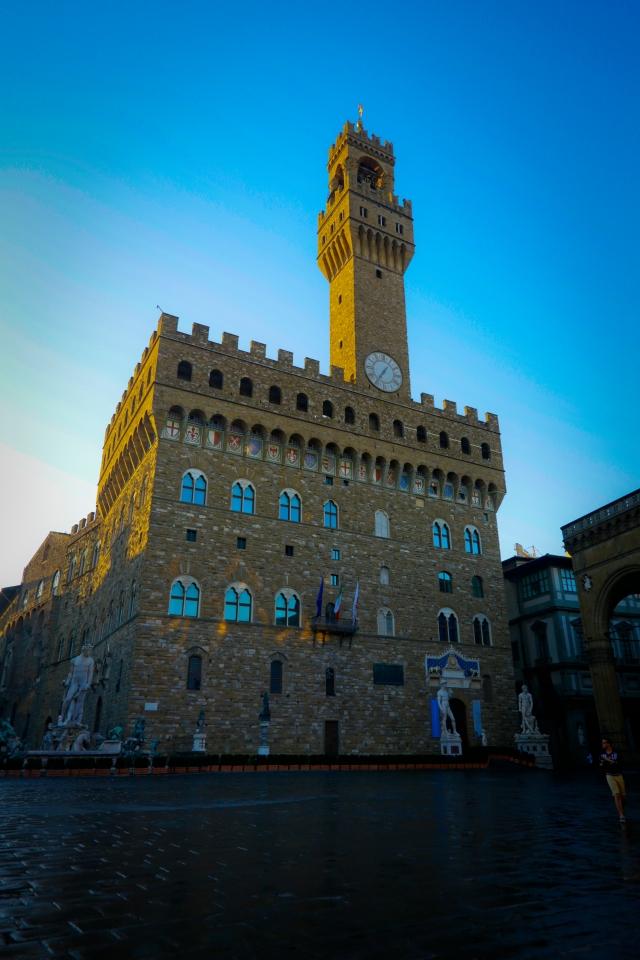 Palazzo Vecchio by Matt Freire