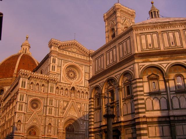 Piazza del Duomo by Hannah