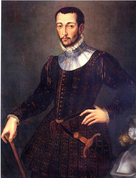 Fracesco de' Medici, Wikimedia Commons