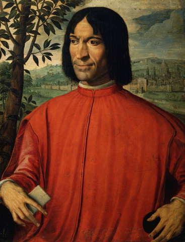 Lorenzo de' Medici, Wikimedia Commons
