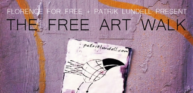 FFF + Patrik Lundell Present The Free Art Walk