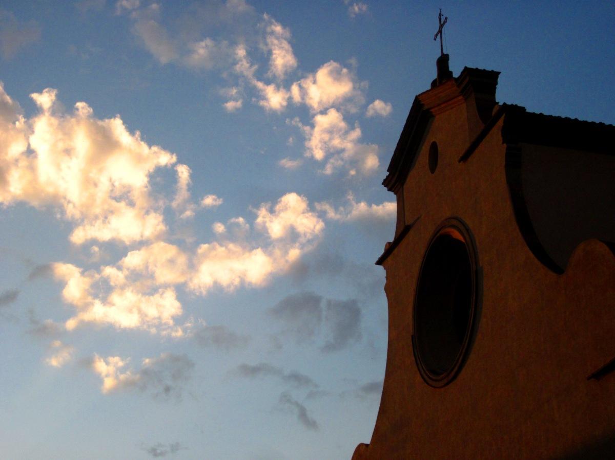 the basilica of santo spirito