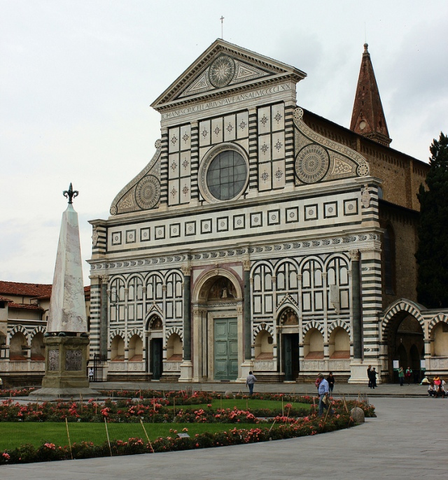 Santa Maria Novella by kilmarnockwillow