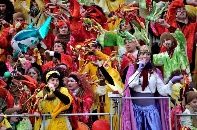Carnevale in Viareggio by tgcasa