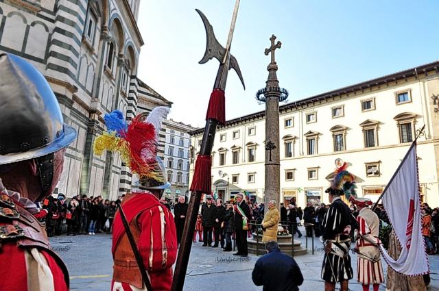 Celebrating San Zanobi, 2013 by Umberto Fedele