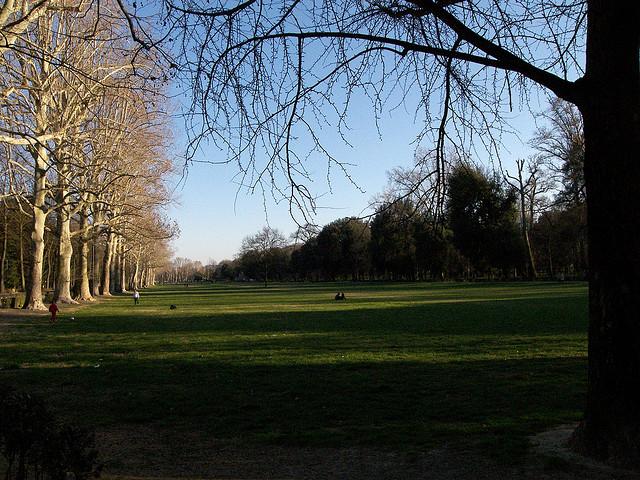The Cascine Park