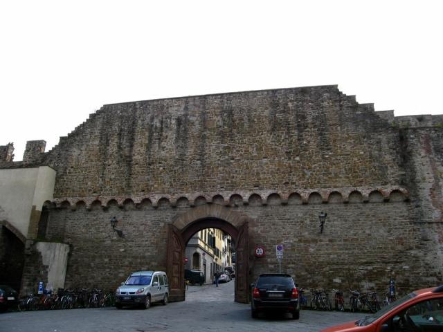 Porta San Miniato - Old City Wall