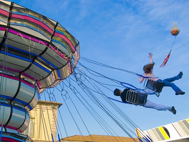 Luna Park at Cascine by PhotoCarletto