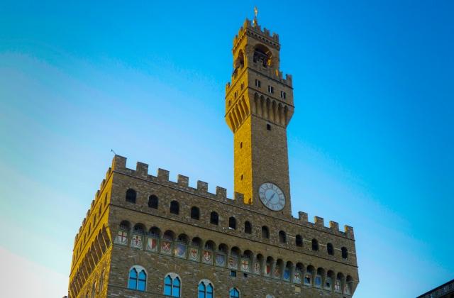 Palazzo Vecchio by Matt Friere