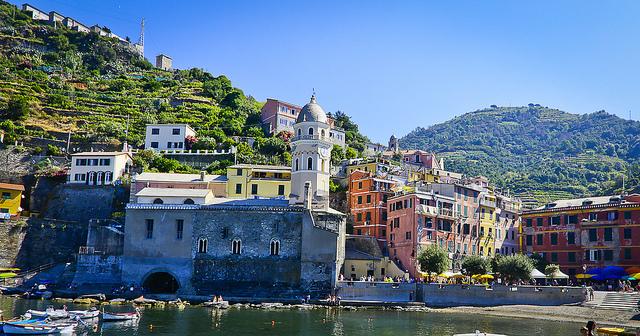 Cinque Terre by Matt Freire