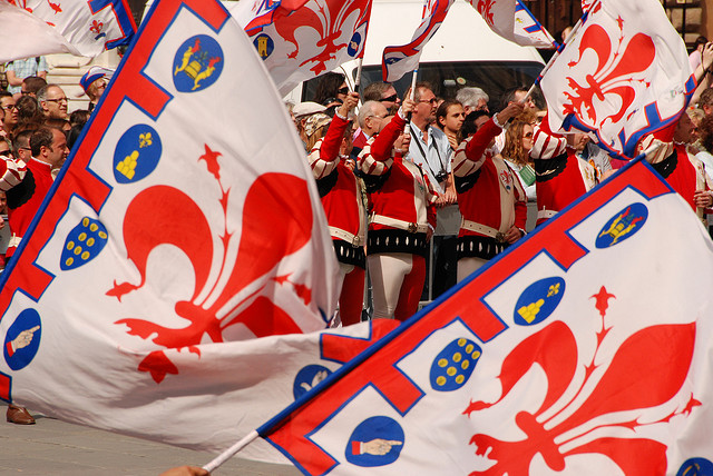Bandierai degli Uffizi by nikoskier