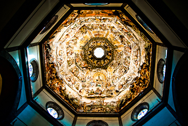 Duomo Fresco by berenice carroll