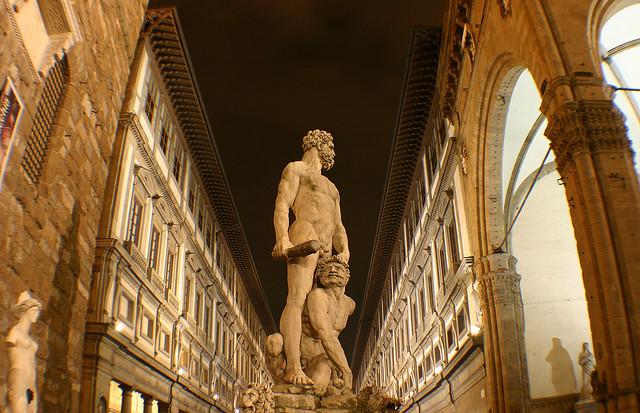 Scenografia Uffizi by Antonio Scaramuzzino on Flickr