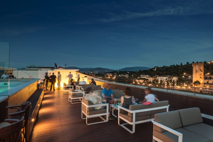 taking part in terraces with a view | Florence for Free