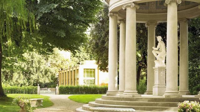 Giardino della Gherardesca, Four Seasons Firenze