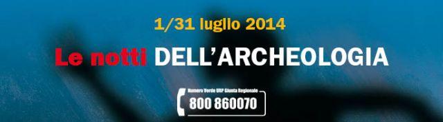 Notti Archeologia 2014 685X190