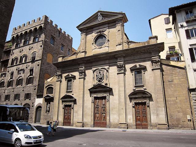 Santa Trinita by Treye Rice