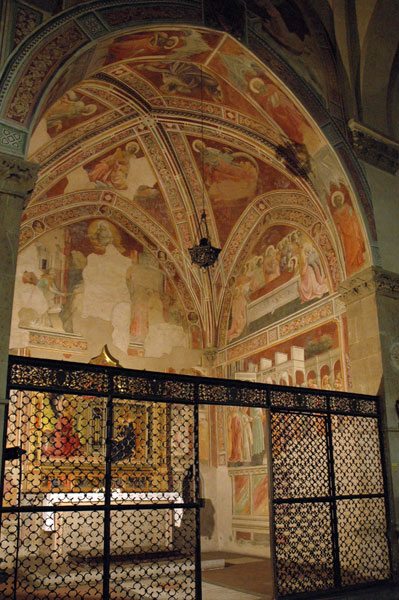 Salimbeni Chapel via Wikipedia