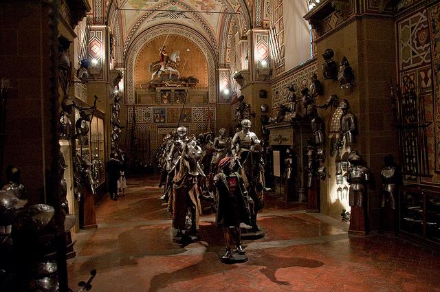 Museo Stibbert by Roberto Serrini on Flickr