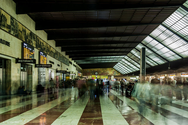 Stazione Santa Maria Novella by Julio César Mesa on Flickr