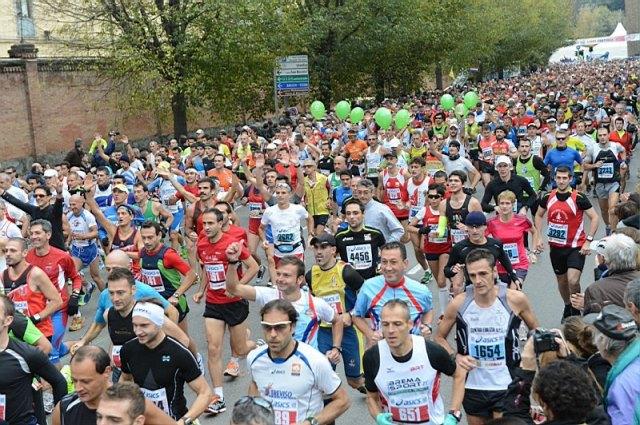 Firenze Marathon via Facebook