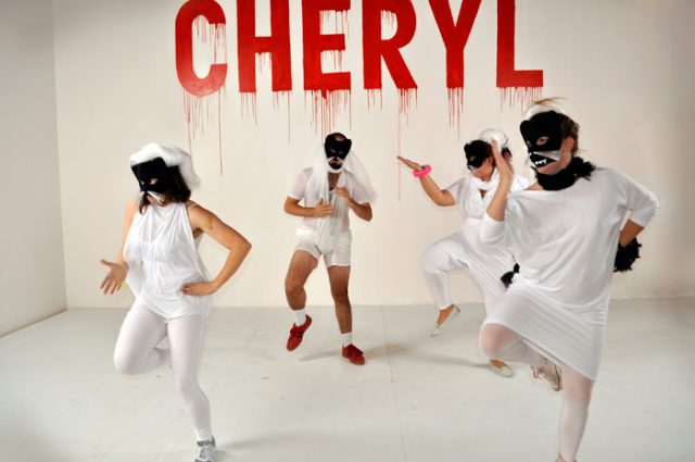CHERYL will perform and party at Palazzo Strozzi