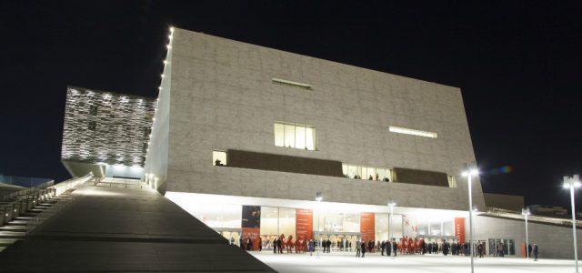 The Opera di Firenze in Piazza Vittorio Gui