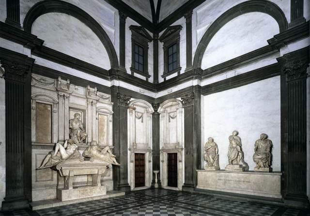Medici Chapel, Web Gallery of Art
