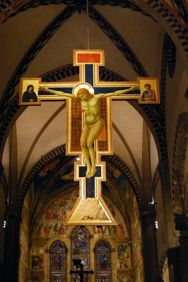 Giotto's Crucifix, c. 1290