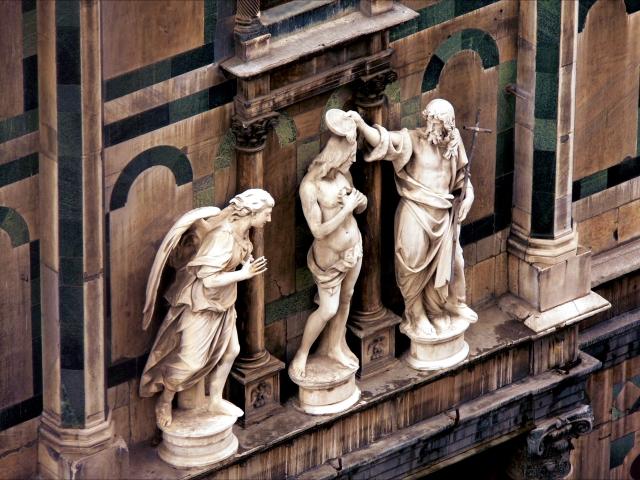 The Baptism of Christ, Baptistery, by JoJo 77