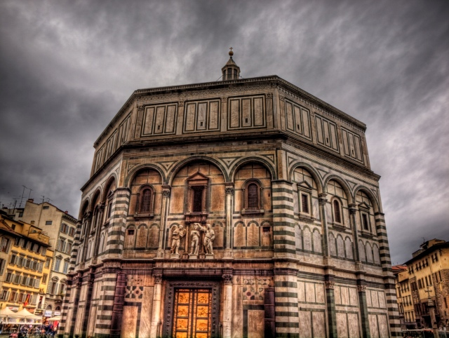 Florence Baptistry by Neil Howard