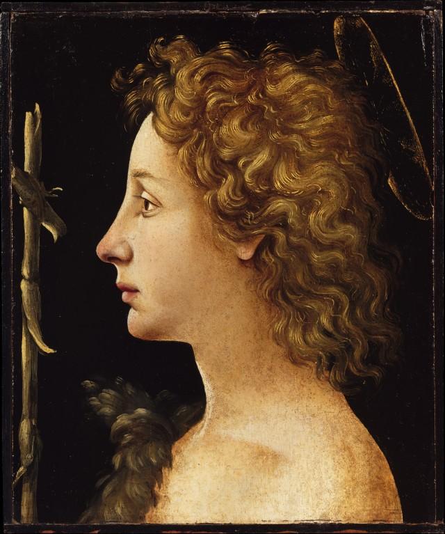 St. John the Baptist by Piero di Cosimo via the Met Museum