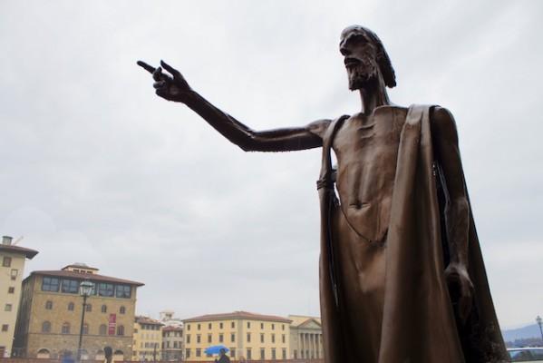 St. John the Baptist by Giuliano Vangi via LDM News