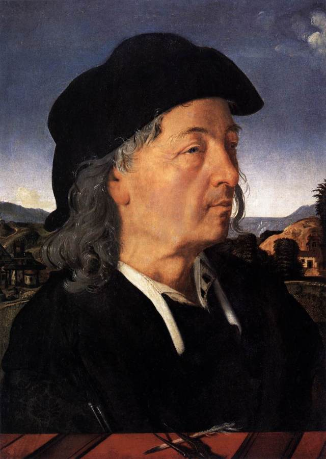Portrait of Giuliano da Sangallo