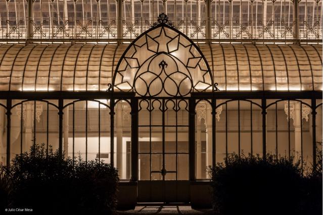 Evening at the Giardino dell'Orticultura by ulio César Mesa