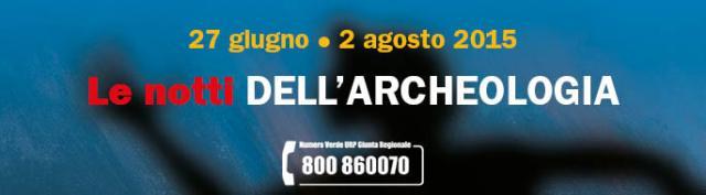 Notti Archelogia 2015 685X190