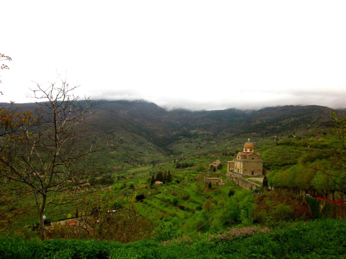 Day Trip: Cortona