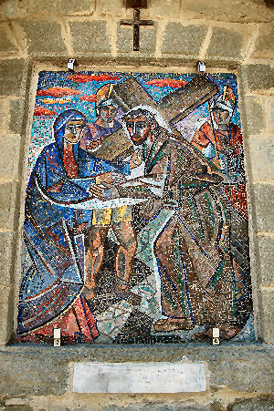 Stations of the Cross, Gino Severini, Cortona